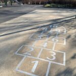 Custom Hopscotch